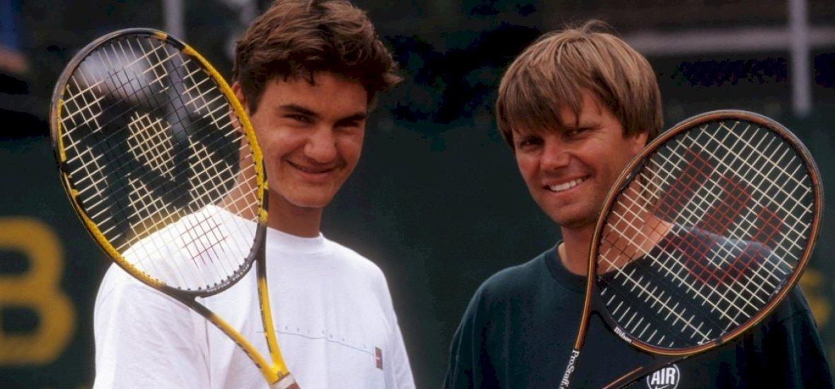 Roger Federer zokogott az interjú alatt, de ő ebből is erőt merít