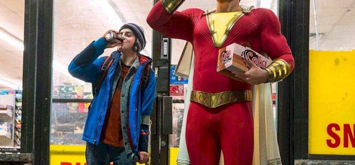 Megdöbbentően sokba került Shazam szuperhős ruhája
