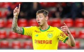 Mentőcsapatok keresik a Cardiff rekordigazolását