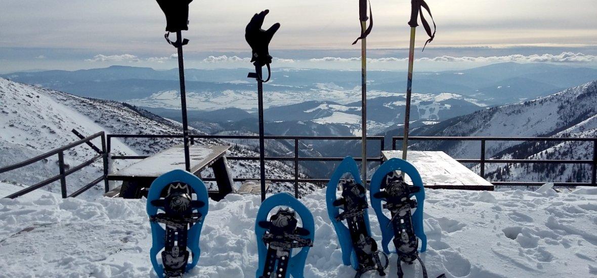 Reszkető térddel, de felkapaszkodtam az Alacsony-Tátra tetejére