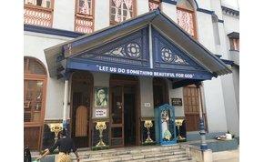 Zsolt utazása: Kolkata, és Teréz anya háza