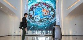 Robotok szolgálnak fel az új kínai szállodában