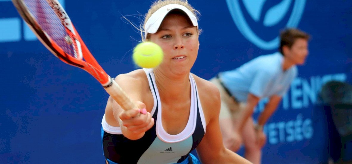 Nagy Adrienn junior Grand Slam-bajnok
