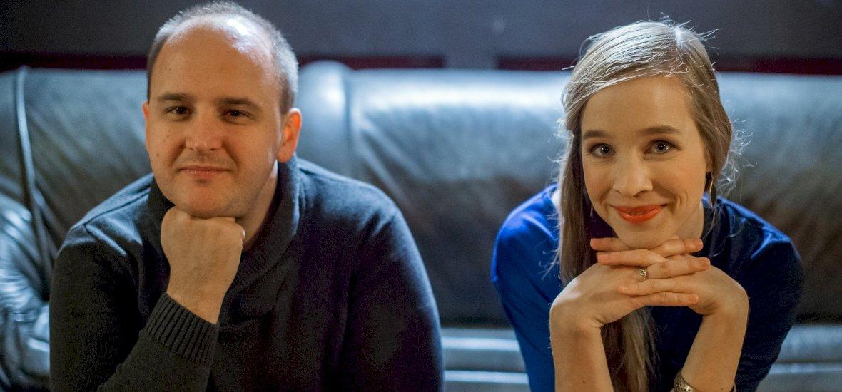 Belga zenészek csatlakoztak Harcsa Veronika és Gyémánt Bálint duójához
