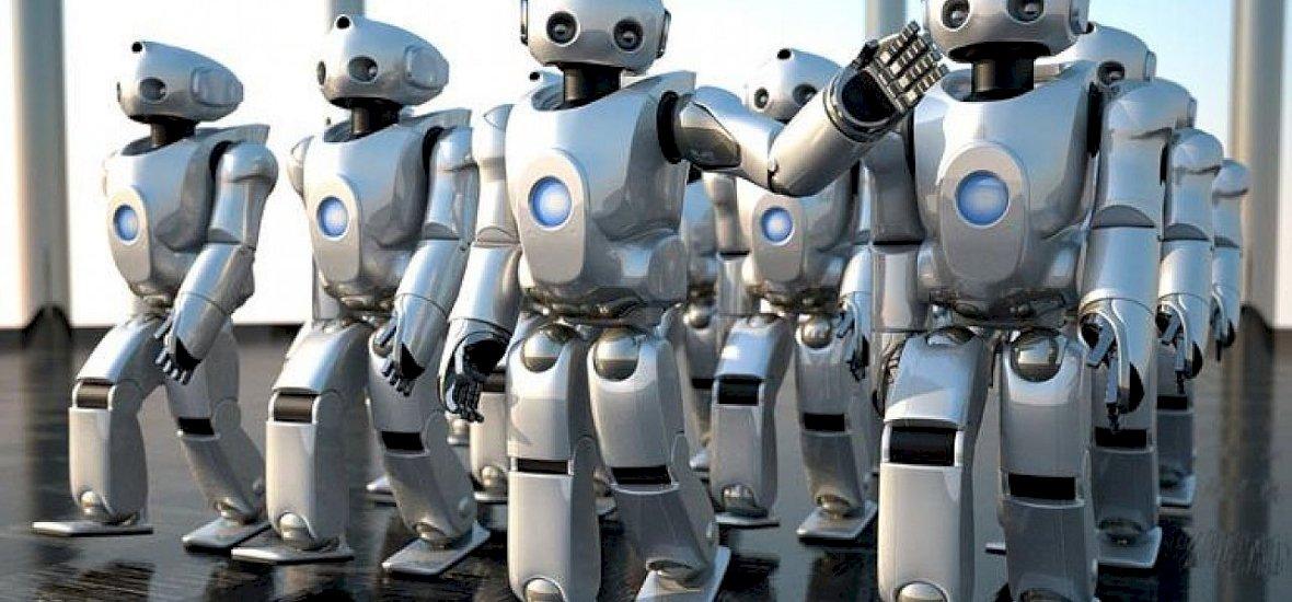 Szinte ugyanúgy tartunk a robotmunkásoktól, mint az amerikaiak