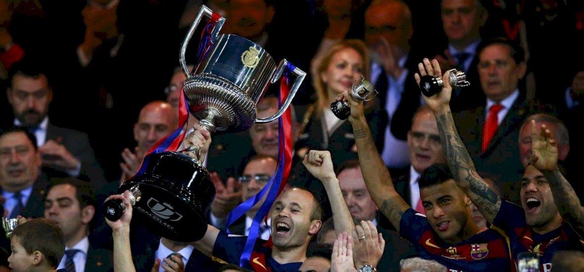 Eldőlt, hogy hol lehet nézni a Barca–Real kupamérkőzéseket