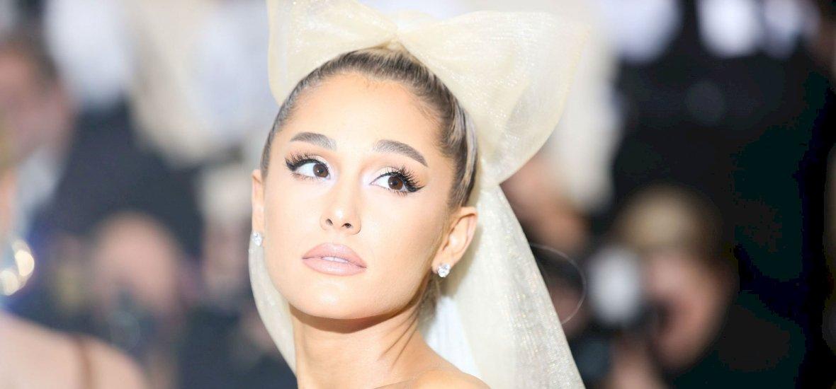 Megérkezett Ariana Grande legújabb lemeze