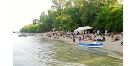 Végre talán a Dunában is fürödhetünk a Római-parton