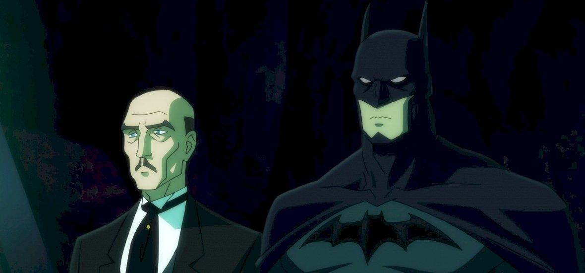 Kapunk még egy Batman előzménysorozatot