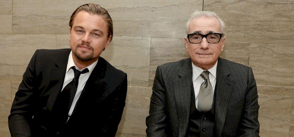A két nagyágyú, DiCaprio és Scorsese újra összeállt
