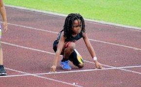 Még csak 7 éves, de már a következő Usain Boltként emlegetik