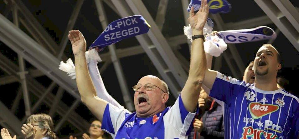 Rendesen megizzadt a MOL-Pick Szeged az ukránok ellen