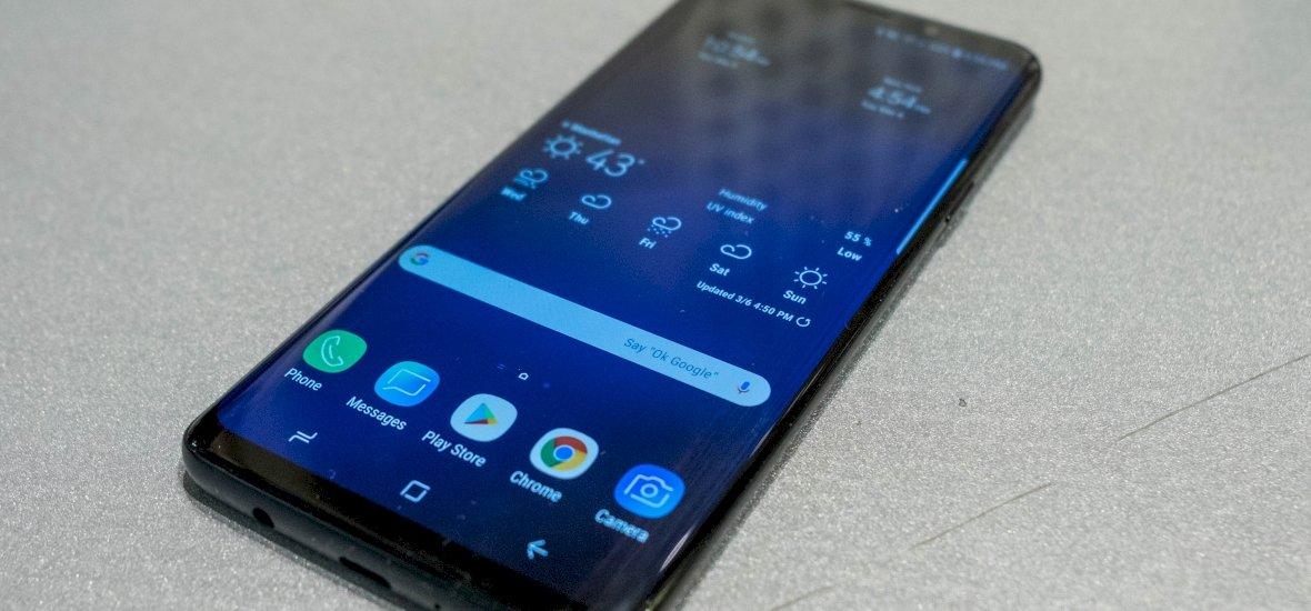 Galaxy S10: kiszivárgott egy videó, a Samsung próbálja eltüntetni a netről