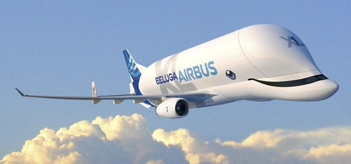 Repül a bálna, repül a bálna – pontosabban a Beluga XL