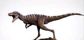 Egy fosszília, mely megváltoztatja a T-rex-ről alkotott gondolkodást