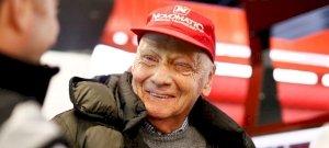 Hetven éves Niki Lauda: a tűzhalál után a tüdőátültetésből is visszatérne