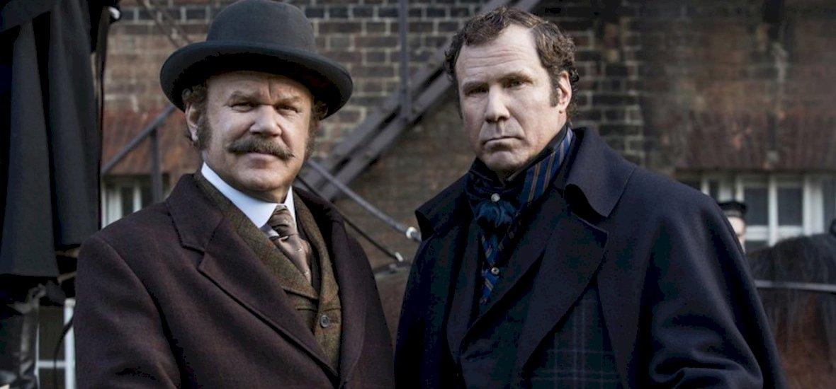 A Holmes és Watson tarolt az Arany Málnán