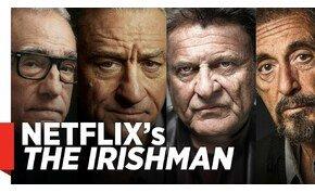 Nem sok mindent kapunk a The Irishman kedvcsinálójában