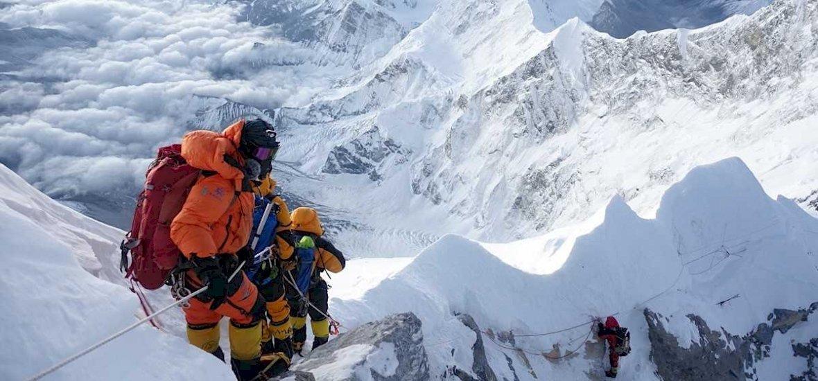Csodálatos látványtérképen forgathatjuk körbe az Everestet
