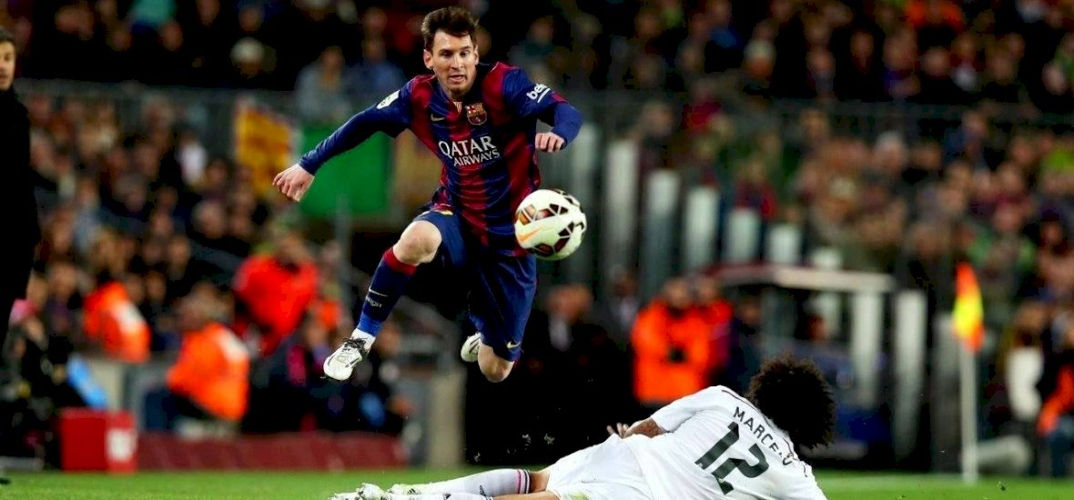 Messi a legjobban cselező játékos, Ronaldo fasorban sincs