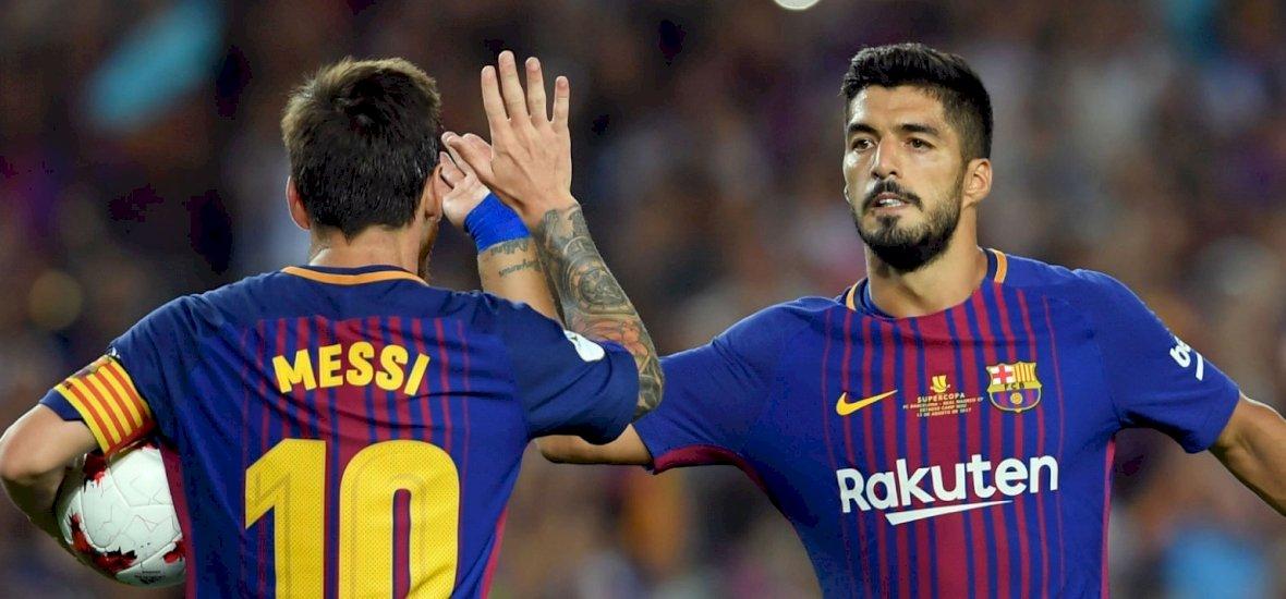A Barcelona gólszerzésből adott leckét a Real Madridnak