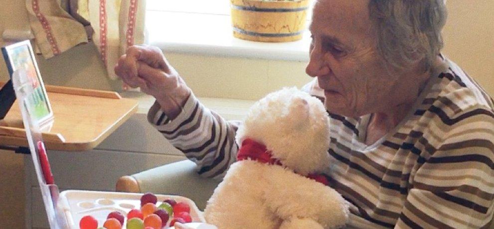 Zselés cukorka mentheti meg az időseket a kiszáradástól