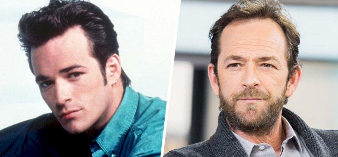 Meghalt Luke Perry, a Beverly Hills 90210 sztárja