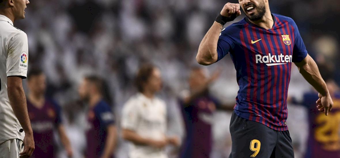 A Real játékosa kiosztotta Suárezt és Messit is