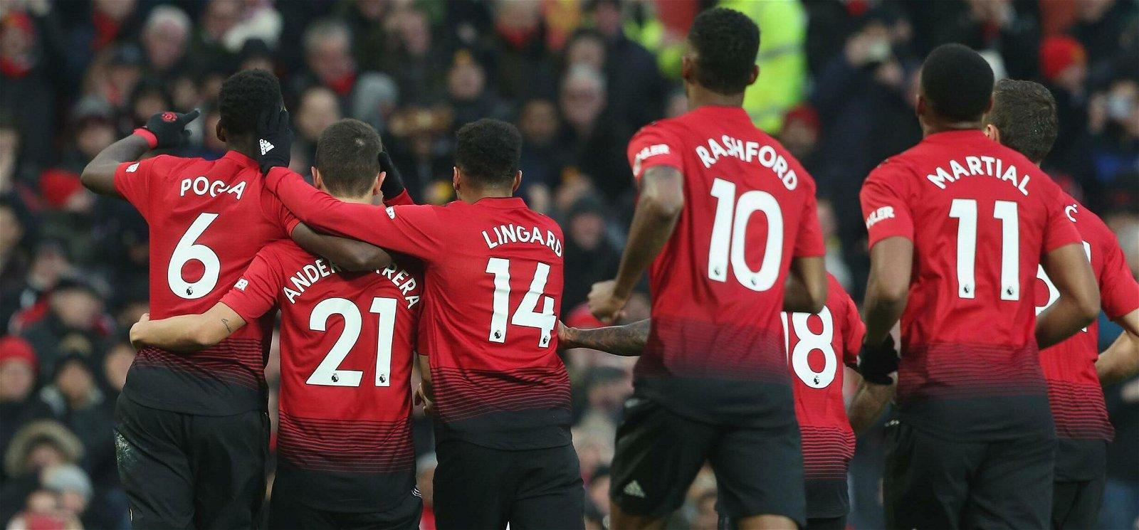 A Manchester United akadémistákkal megy neki a PSG-nek