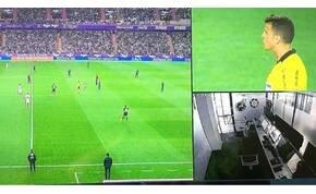 Üresen tátongott a videóbírós szoba a Real Madrid meccse alatt