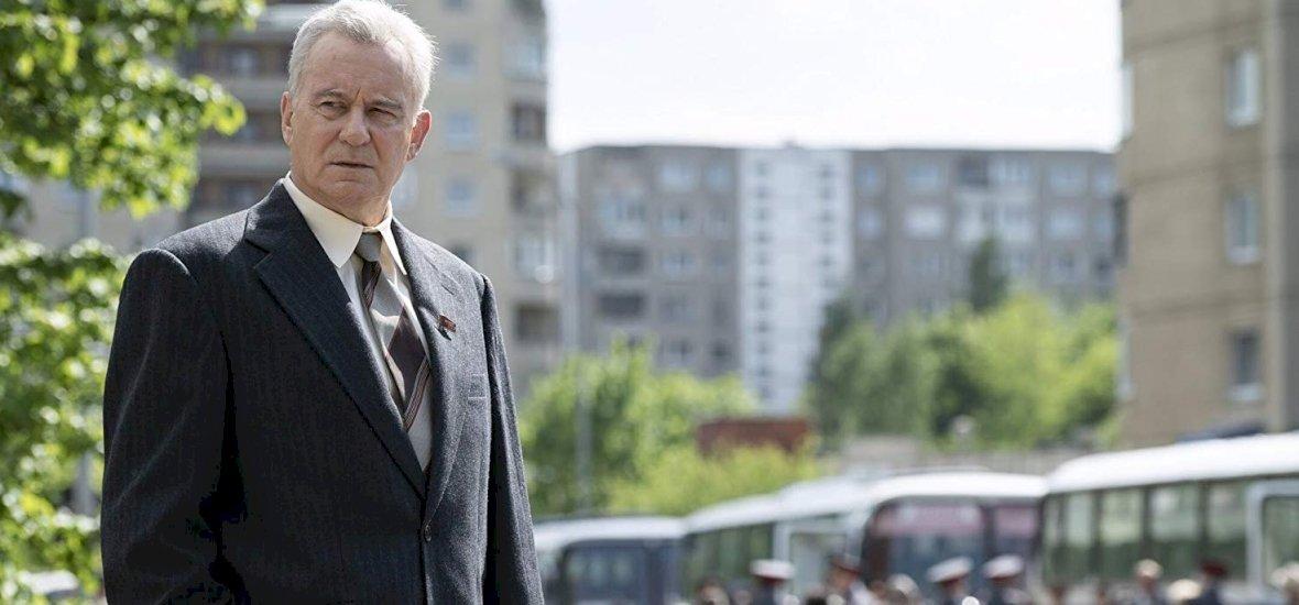 Csernobil: megérkezett az első előzetes