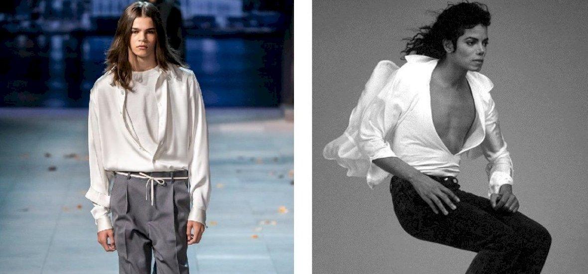 A Louis Vuitton száműzi Michael Jacksont