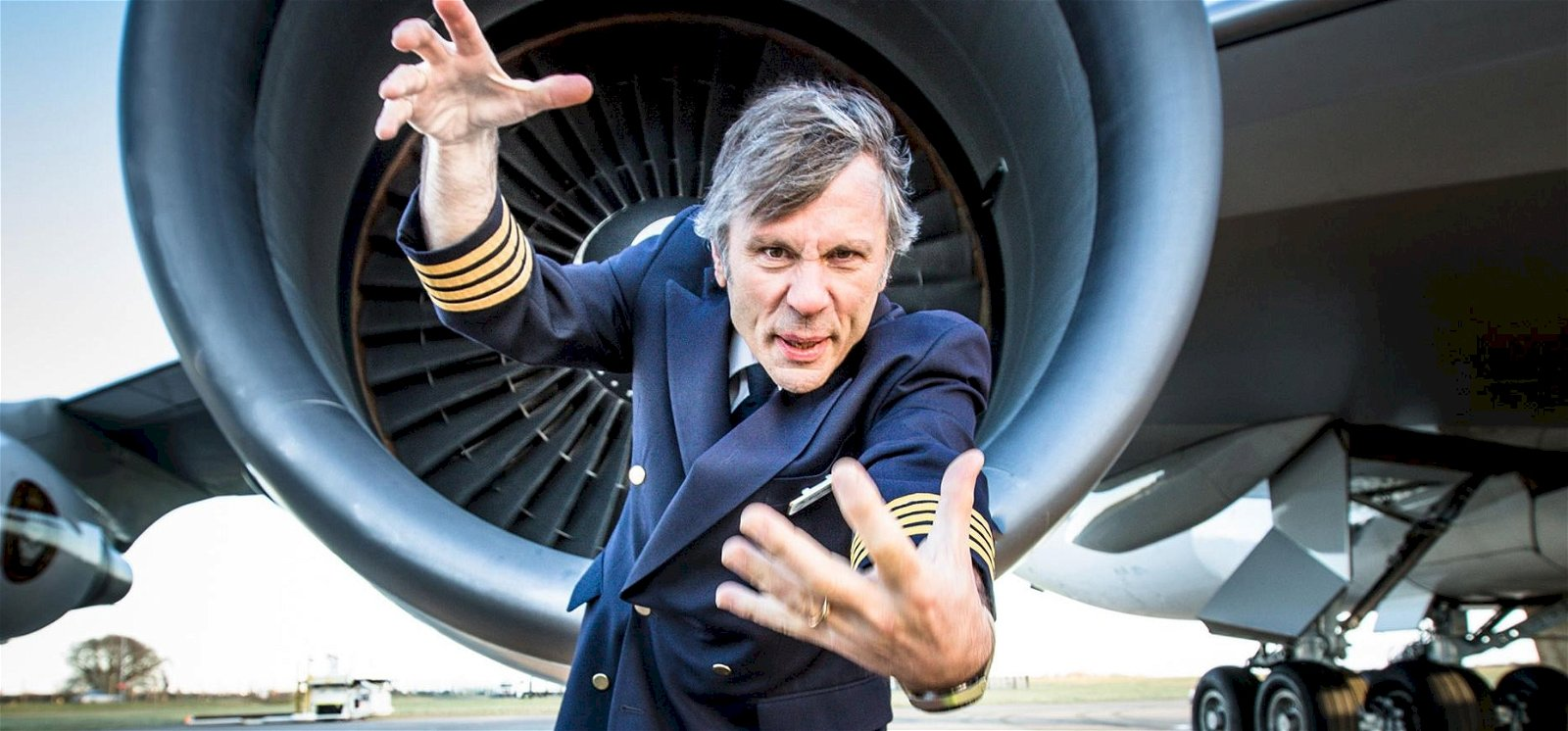 Pilótaként nem ihatta magát halálra az Iron Maiden énekese