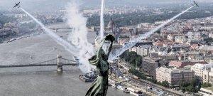 Tovább folytatódik a tiltakozás a Red Bull Air Race ellen