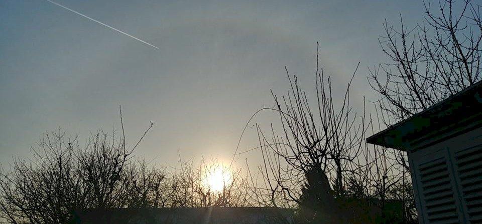 Izgalmas légköri jelenséget figyeltek meg Miskolc felett