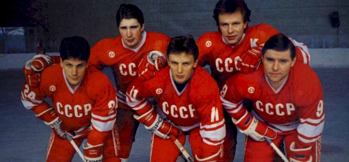 Film készült az NHL imádott szovjetjeiről
