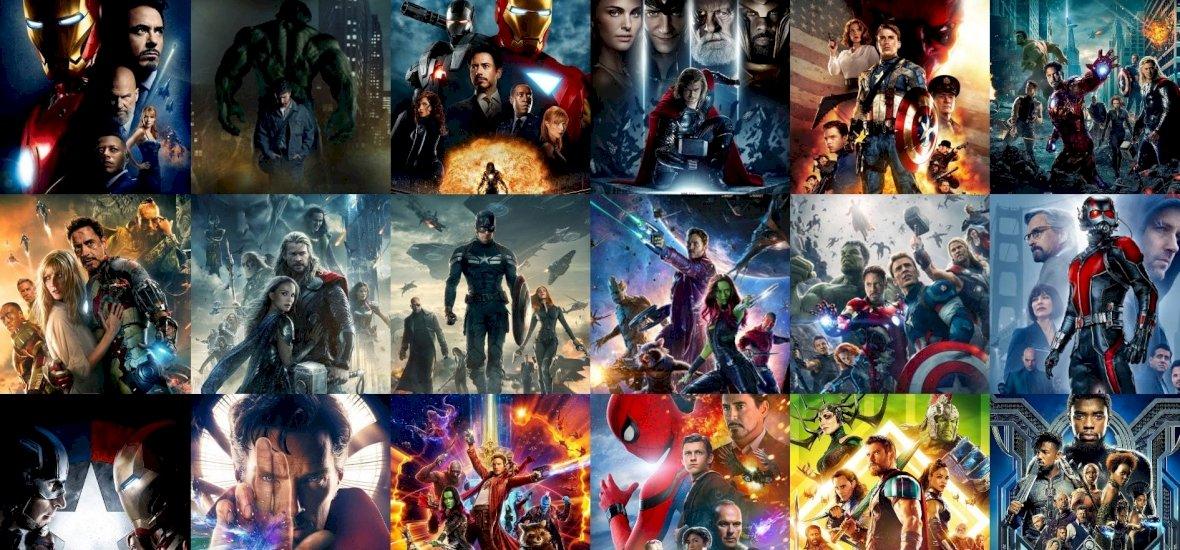 Ez lenne a top 10 legjobb Marvel-fim?