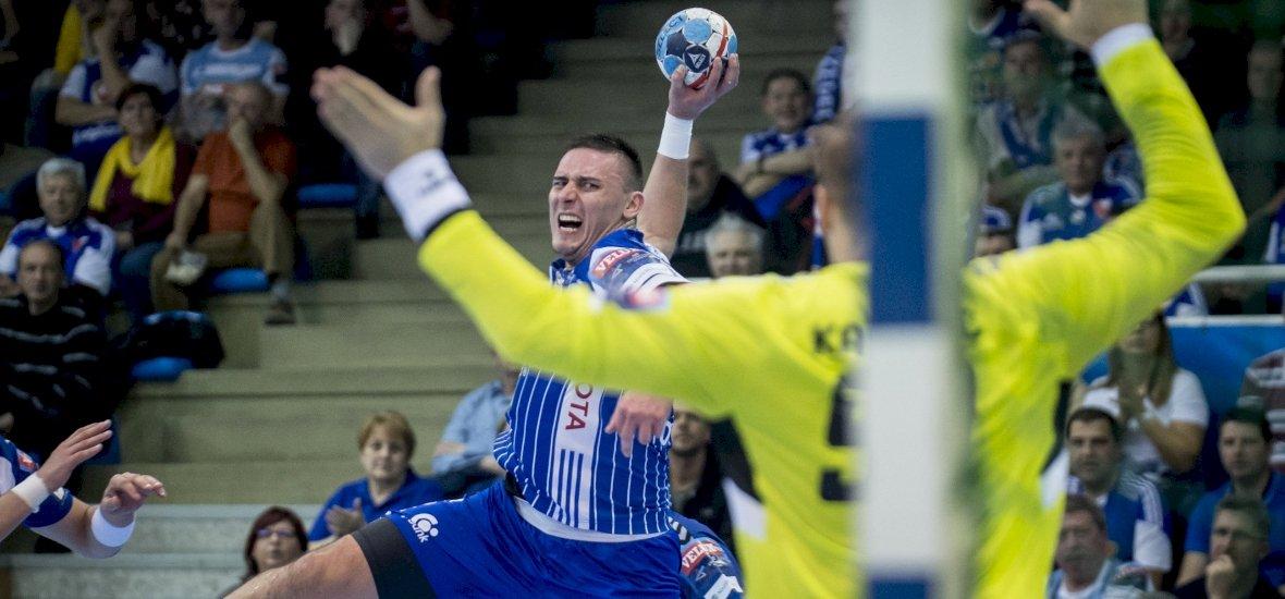 A Pick-Szeged fél lábbal a Bajnokok Ligája negyeddöntőjében
