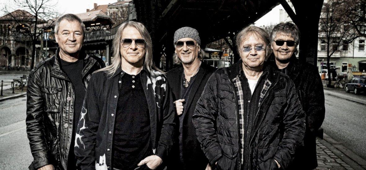 Év végén lép fel a Deep Purple az Arénában