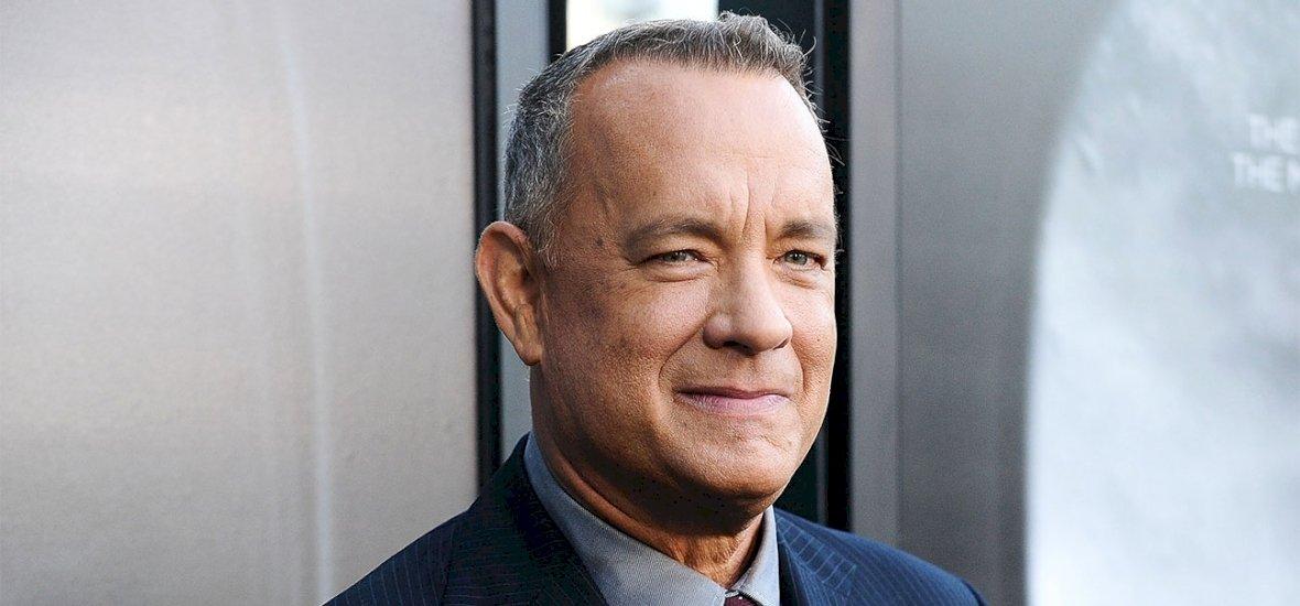 Tom Hanks születésnapi dalt énekelt egy vadidegen nőnek