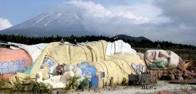 Vidámparkok, amelyeket katasztrofális helyre építettek