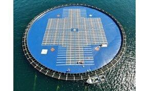A vízfelszínen lebegő giga-napelem a jövő egyik kulcsa