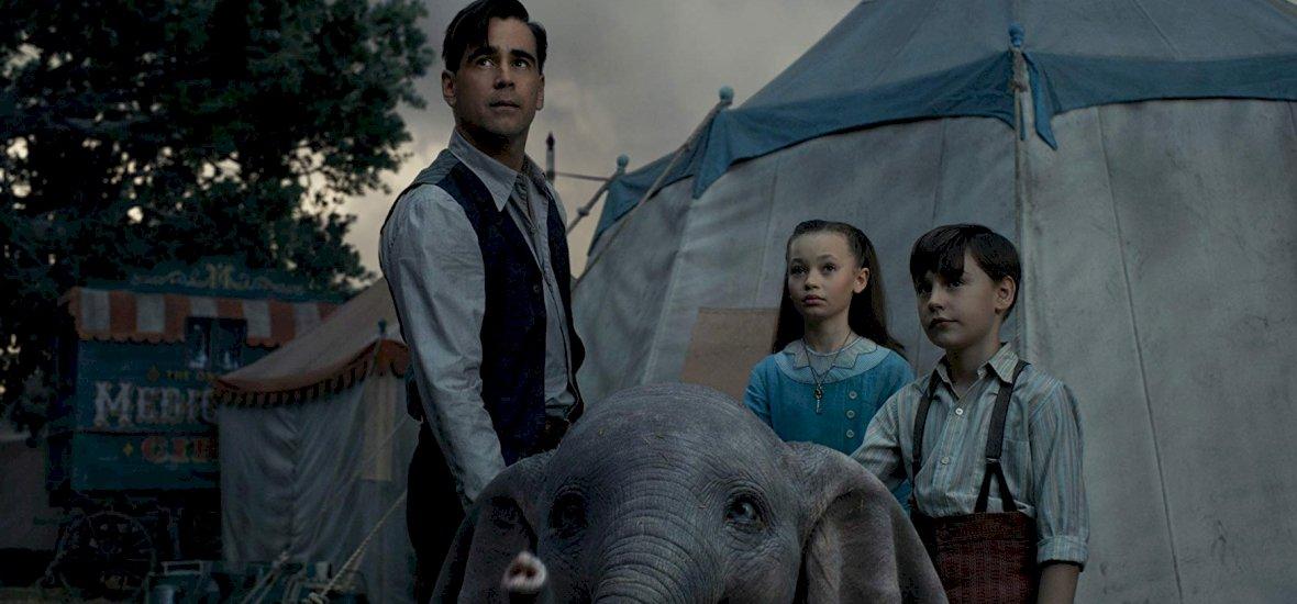 Nem trombitált össze sok pénzt a Dumbo