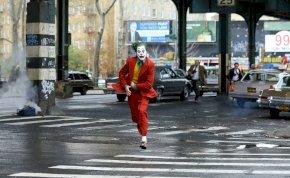 Befutott a Joker plakátja