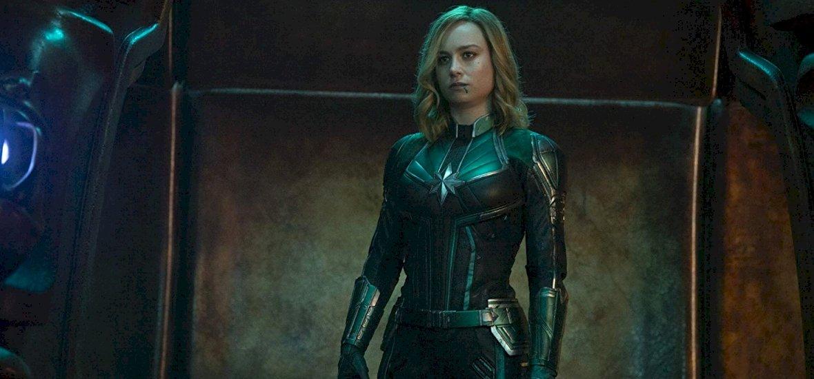 Marvel Kapitány belépett a milliárdos klubba