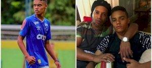 Ronaldinho fia 14 éves, de már profi szerződése van