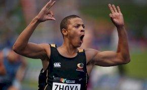 16 éves, és úgy fut, mint Usain Bolt
