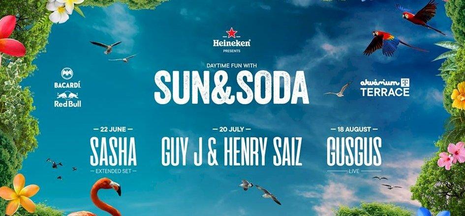 Ismét jön a Sun & Soda partisorozat