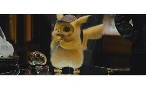 Befutott a Pikachu, a detektív új kedvcsinálója