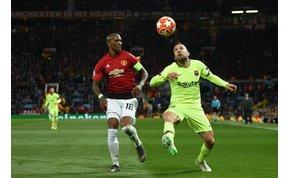 Szégyenletesen játszott a United csapatkapitánya a Barcelona ellen